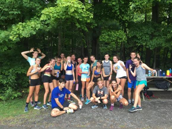 stowe running camp funny